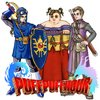 Cover image of Puff Puff Hour: A Dragon Quest Podcast