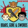 Cover image of Boars, Gore, and Swords: A Watchmen Podcast