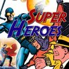 Cover image of Super Heroes Podcast