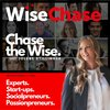 Cover image of WiseChase Podcast   Upstart Stories from Entrepreneurs & Business Tips