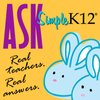 Cover image of Ask SimpleK12 -- Real Teachers, Real Answers