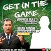 Cover image of Get in the Game Podcast from Jury Analyst