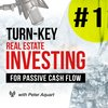 Cover image of Turnkey Real Estate Podcast for Passive Investing