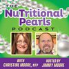 Cover image of The NuTritional Pearls Podcast