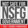 Cover image of NSFG - Not Safe for Government
