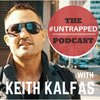 Cover image of The Untrapped Podcast With Keith Kalfas