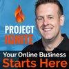 Cover image of Project Ignite Podcast with Derek Gehl: Online Business | Internet Marketing | Make Money Online