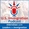 Cover image of US Immigration Podcast
