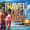 Cover image of Travel Like a Boss Podcast