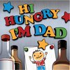 Cover image of Hi Hungry, I'm Dad