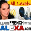 Cover image of Learn French With Alexa
