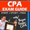 Cover image of CPA Exam Guide Podcast | Learn How To Dominate The CPA Exam