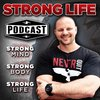 Cover image of The STRONG Life Podcast with Zach Even - Esh