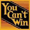 Cover image of You Can't Win