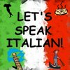 Cover image of Let's Speak Italian!