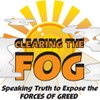 Cover image of Clearing the FOG with co-hosts Margaret Flowers and Kevin Zeese