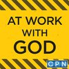 Cover image of At Work with God