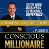 Cover image of Conscious Millionaire Show ~ Business Coaching and Mentoring 6 Days a Week