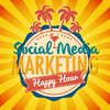Cover image of Social Media Marketing Happy Hour Podcast