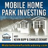Cover image of The Mobile Home Park Investing Podcast - Real Estate Investing Niche