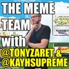 Cover image of The Meme Team