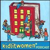 Cover image of kidlit women* podcast