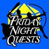 Cover image of Friday Night Quests: A D&D Podcast
