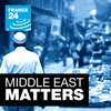 Cover image of Middle East matters