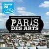 Cover image of Le Paris des arts