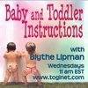 Cover image of Baby and Toddler Instructions