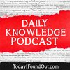 Cover image of Daily Knowledge Podcast