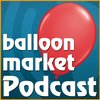 Cover image of Balloon Market Podcast