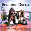 Cover image of Beer and Battle :podcast