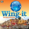Cover image of Wing-It Worldwide | Travel + Adventure = Freedom | Digital Nomads, Worldschoolers