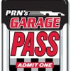 Cover image of PRN - Garage Pass Podcast