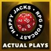 Cover image of Happy Jacks RPG Actual Play