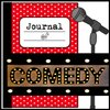 Cover image of Journal Of Comedy