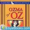 Cover image of Ozma of Oz by L. Frank Baum