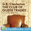 Cover image of The Club of Queer Trades by G. K. Chesterton