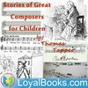 Cover image of Stories of Great Composers for Children by Thomas Tapper