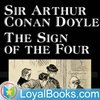 Cover image of The Sign of the Four by Sir Arthur Conan Doyle
