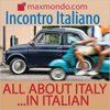 Cover image of Maxmondo Incontro Italiano - Learn Italian !