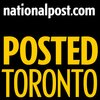 Cover image of National Post Posted Toronto