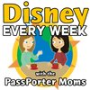 Cover image of Disney Every Week with the PassPorter Moms