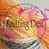 Cover image of The Knitting Den