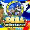 Cover image of SEGA Generations