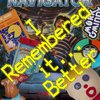 Cover image of I Remembered it...Better