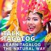 Cover image of Talk Tagalog - Learn Tagalog the Natural Way