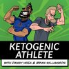Cover image of The Ketogenic Athlete Podcast