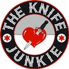 Cover image of The Knife Junkie Podcast